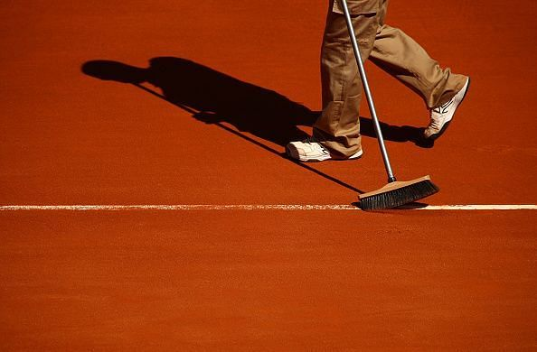 Clay Court at Mutua Madrid Open