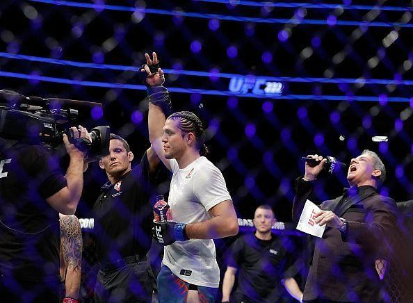 UFC 222: Edgar v Ortega