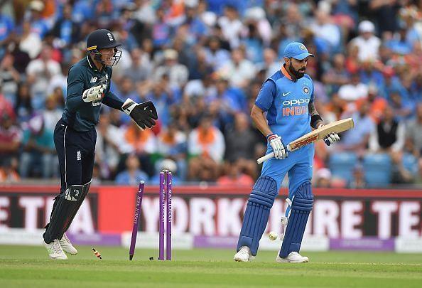 விராட் கோஹ்லி, இங்கிலாந்து வி இந்தியா - 3 வது ஒரு நாள்: ராயல் லண்டன் ஒரு நாள் தொடர்