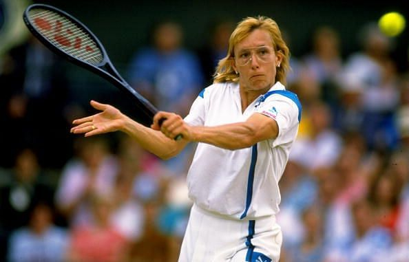 5 unbreakable records of Martina Navratilova