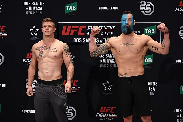 Jim Crute was dominant in his victory at UFC Fight Night 142