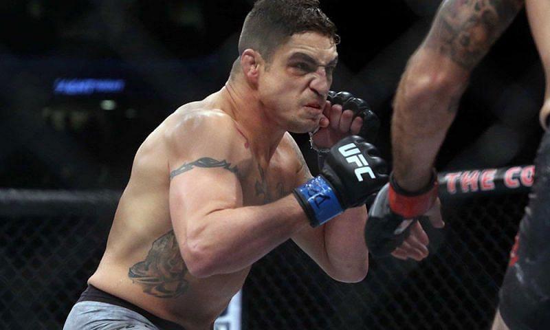 Diego Sanchez has been fighting in wars since 2005