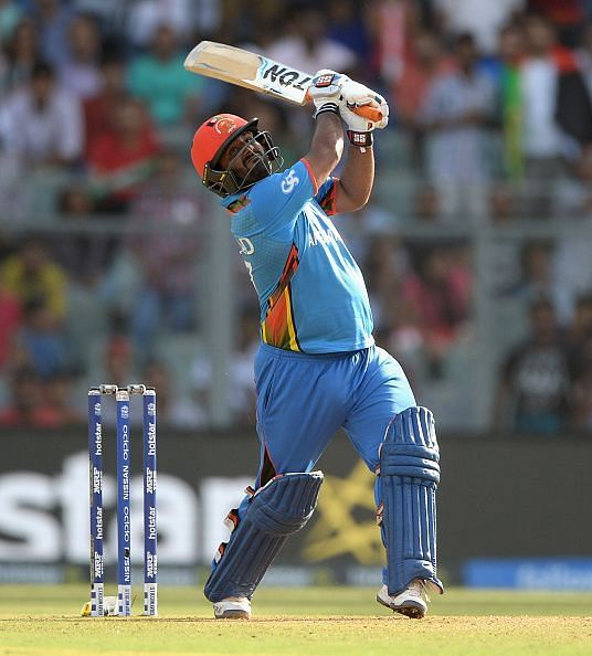 Mohammad Shahzad provides flair and aggression to the batting.