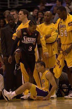 NBA Finals X Iverson