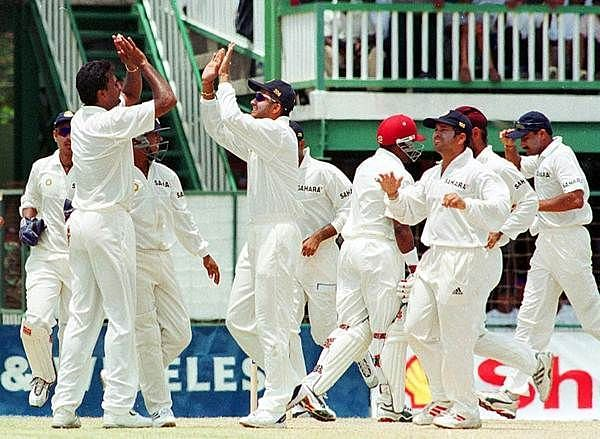 Image result for india vs west indies 2002 port of spain