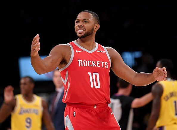Gordon was an important player for the Rockets last season