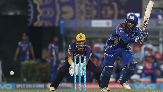 Tiwary was part of Mumbai Indians squad in IPL 2018