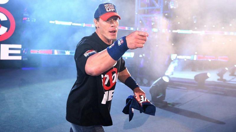 John Cena will return to RAW and SmackDown