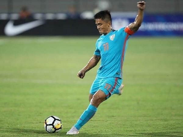 Sunil Chhetri could be the first Indian to win this award