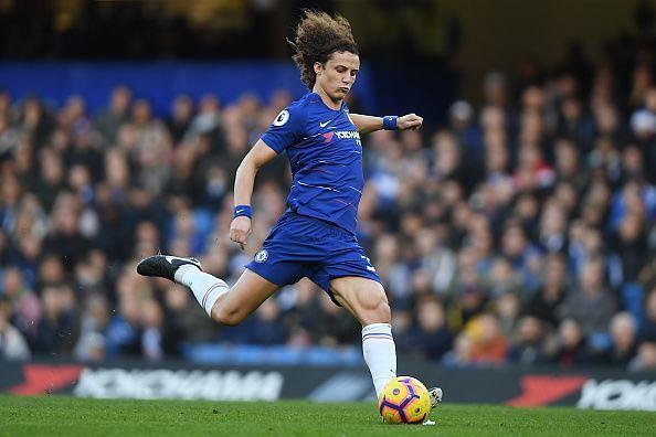 The Brazilian has been essential in Chelsea