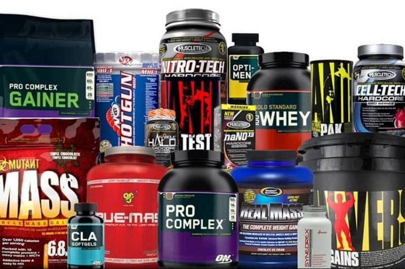 Some of the famous supplements in the market today!