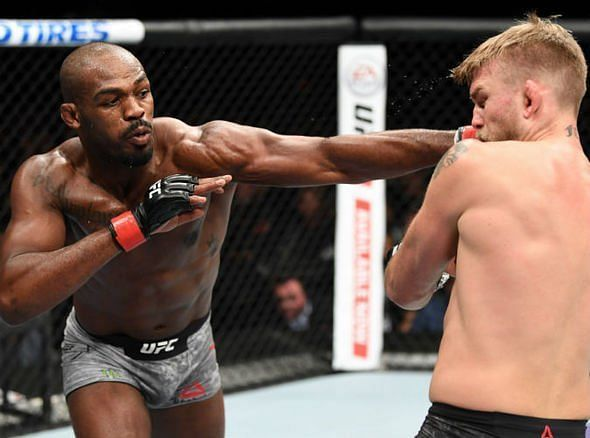 2018 ended with a bang for the UFC as Jon Jones stopped Alexander Gustafsson