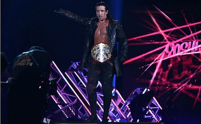 Jay White becomes the fourth leader of the famous faction.
