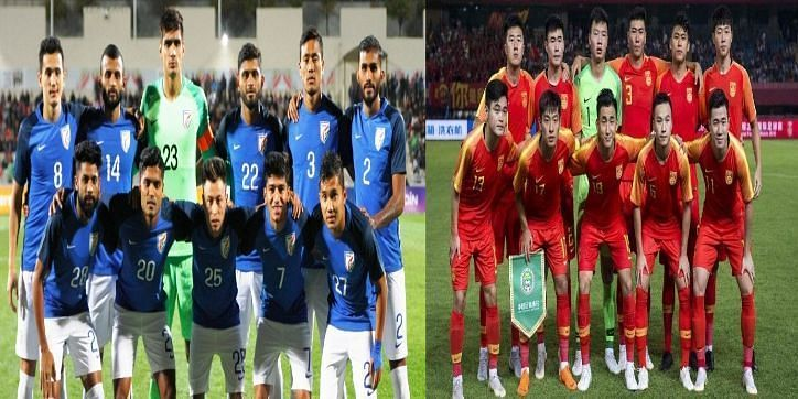 The two largest Asian countries might get knocked out in the group stages of Asian Cup itself