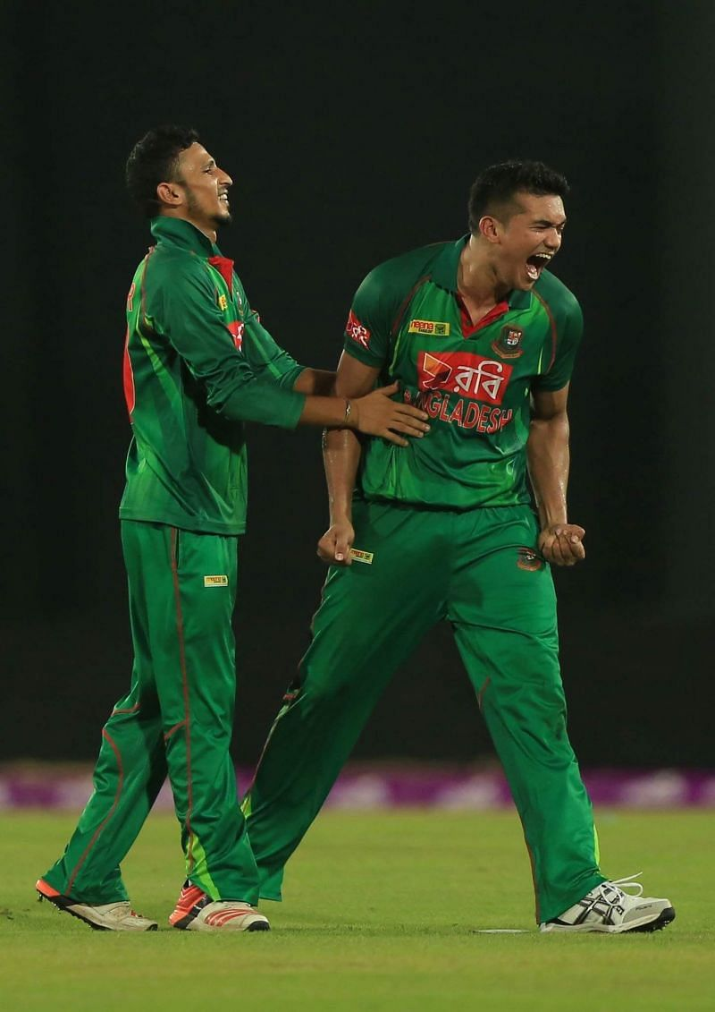 Taskin Ahmad recall for NZ series