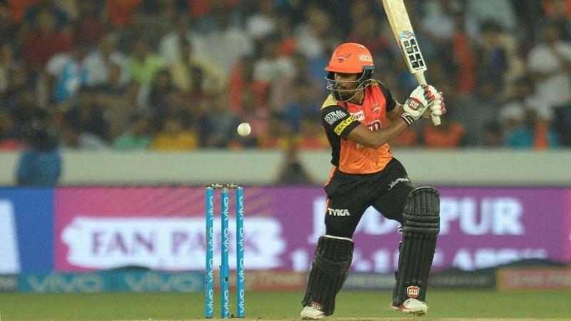 Wriddhiman Saha scored 214 runs in just four innings