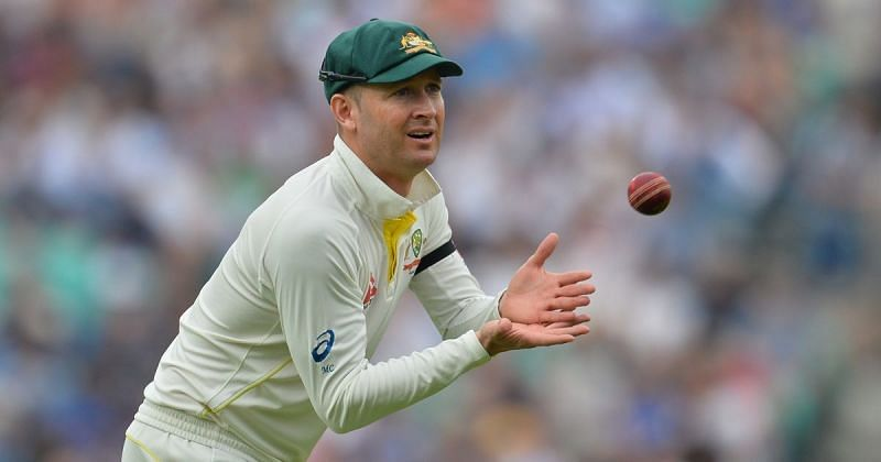 Image result for michael Clarke captain in India