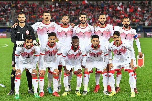 Bahrain are in desperate need of a win