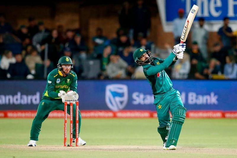 Hafeez 35th odi fifty and winning knock