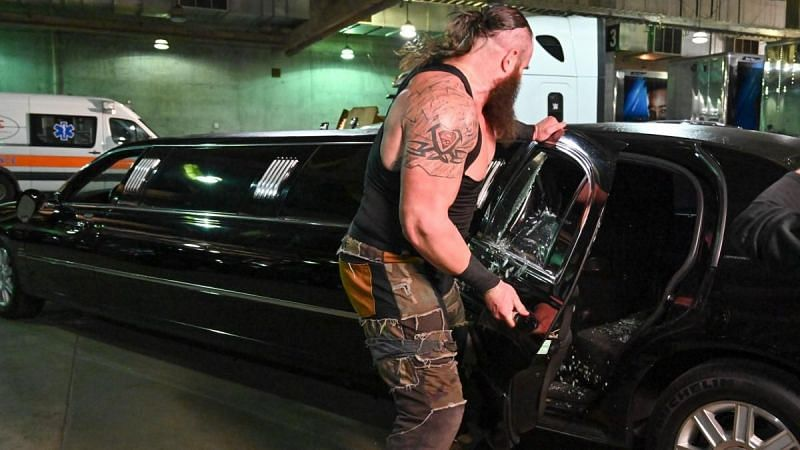 From the looks of it, Strowman hasn