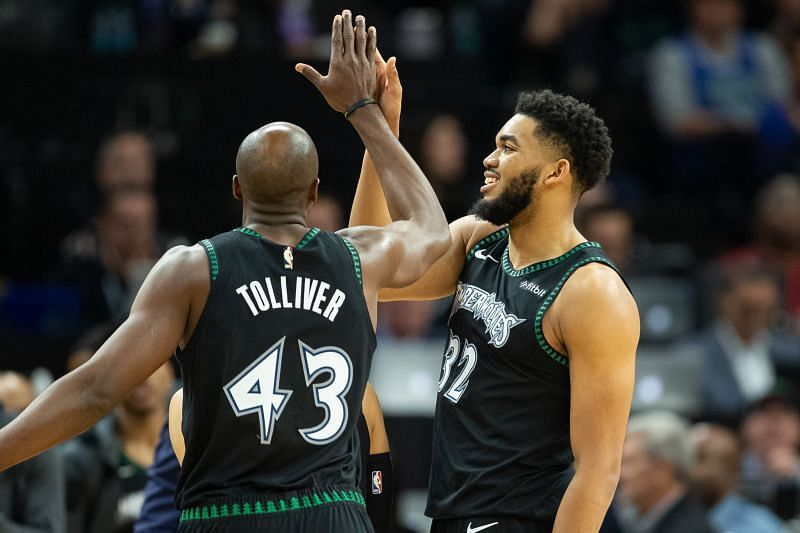 Timberwolves lead the two-game season series 1-0