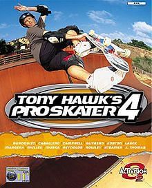 Another classic from Neversoft