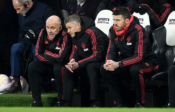 Ole Gunnar Solskjaer has done a commendable job at Manchester United