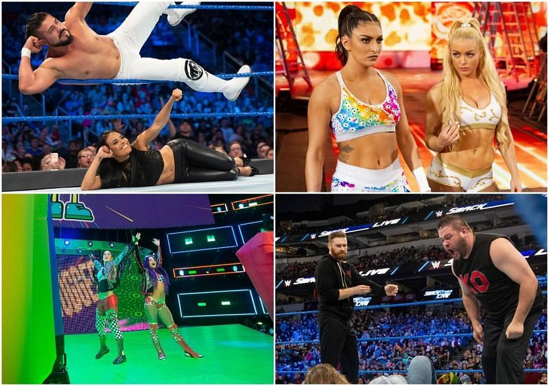 Do you agree with the WWE that these Superstars will have a huge 2019?