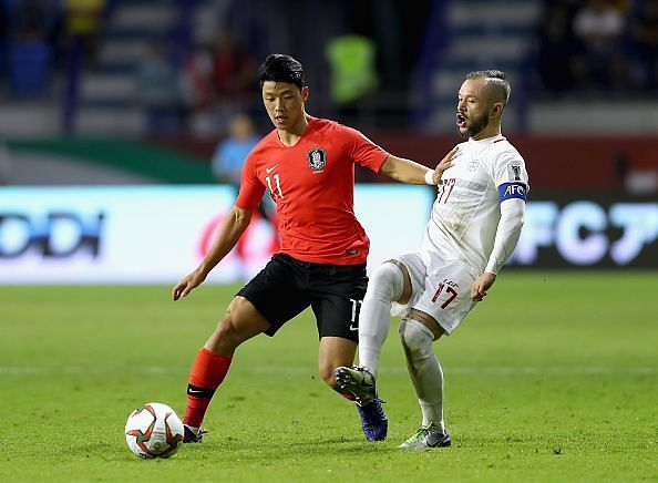 South Korea v Philippines - AFC Asian Cup Group C