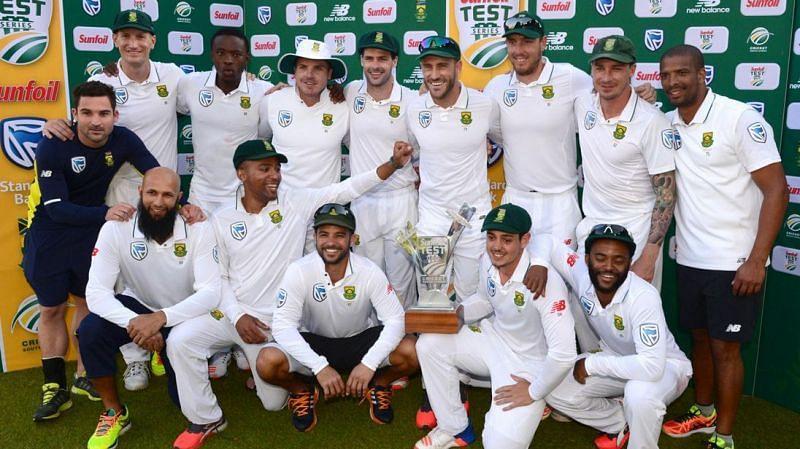South africa test cricket team