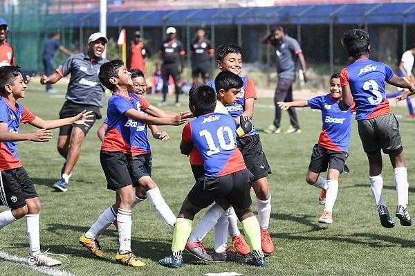 Boost BFC Inter-School Soccer Shield