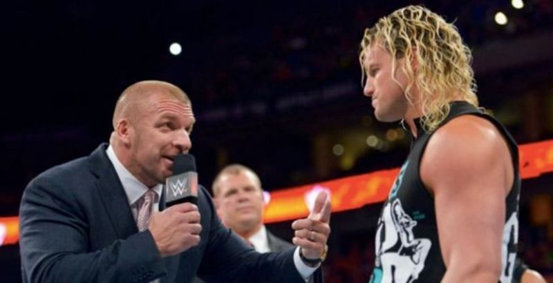 Dolph Ziggler's new merchandise seems to confirm the end of his WWE career