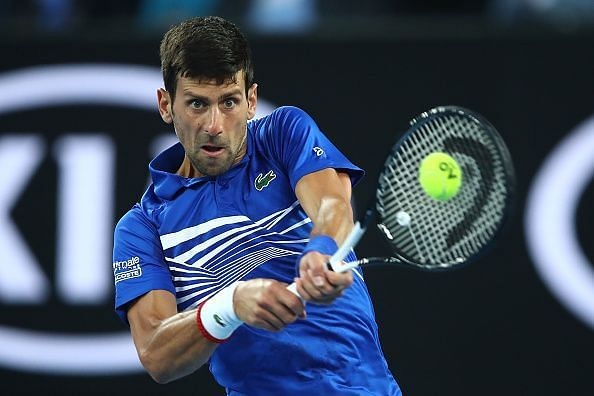 Can Djokovic get past Pouille?