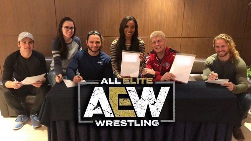All Elite Wrestling: It