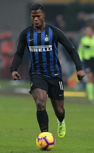 The Senegalese winger is expected to be on the sidelines for a couple of weeks.