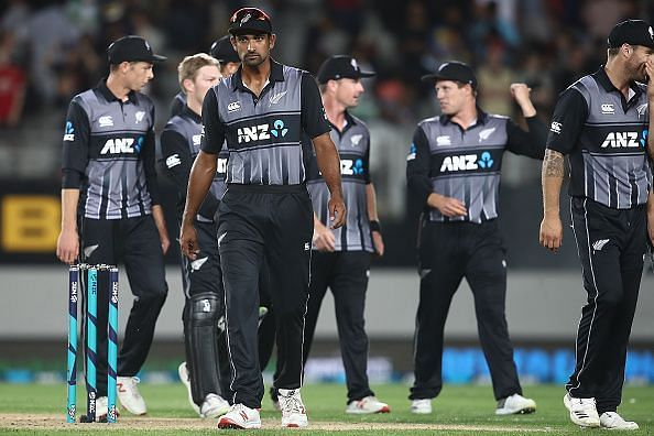 New Zealand v Sri Lanka - T20
