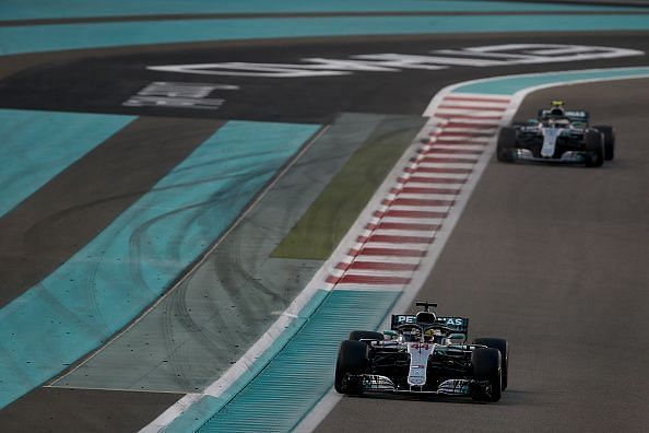 Hamilton and Bottas have done a great job for Mercedes in their two years as teammates