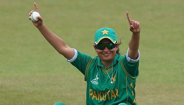 Sana Mir is one of the most famous Pakistani women cricketers