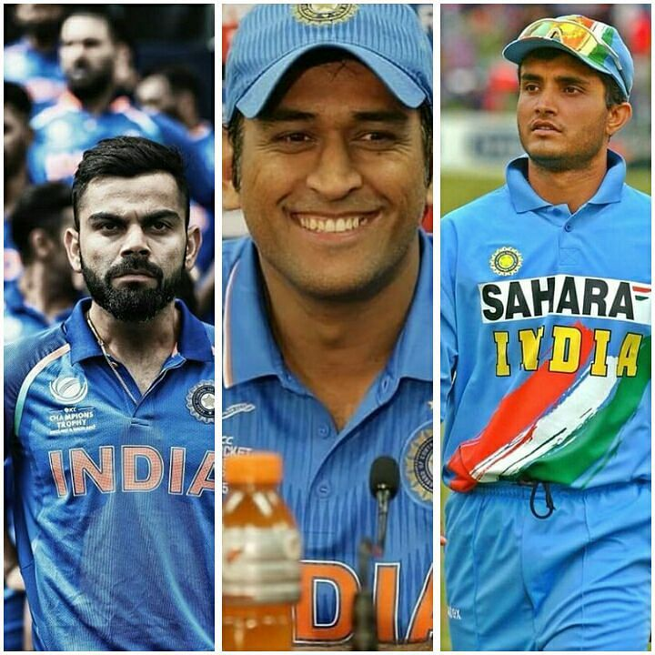 GREATEST CAPTAINS OF INDIA