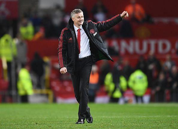 Ole Gunnar Solksjaer has revived Manchester United