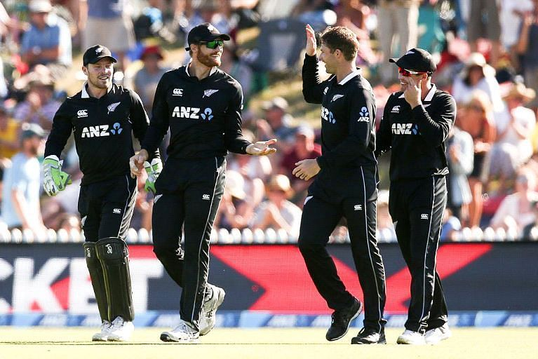 Newzealand won the series by 3-0