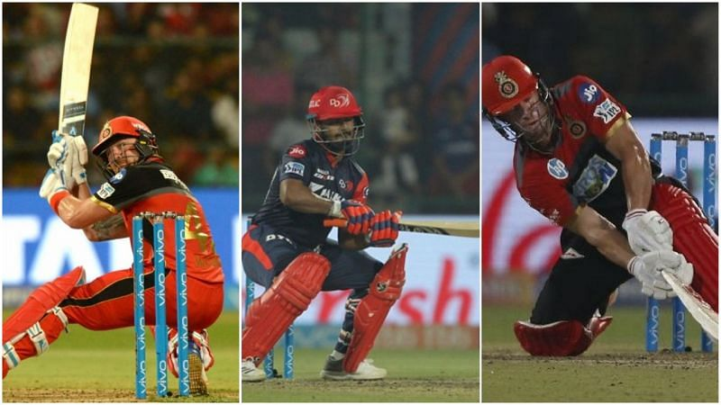 Unorthodox cricketing shots and the IPL can