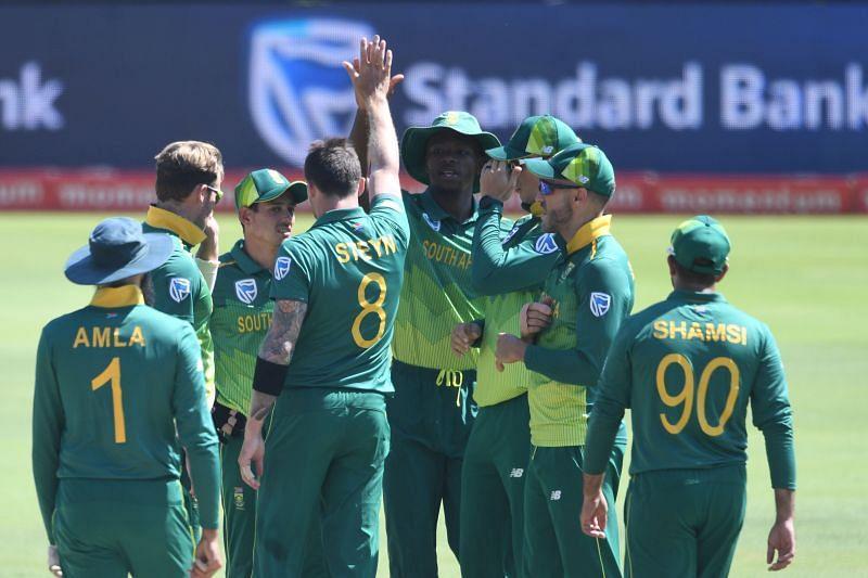 south afrika team