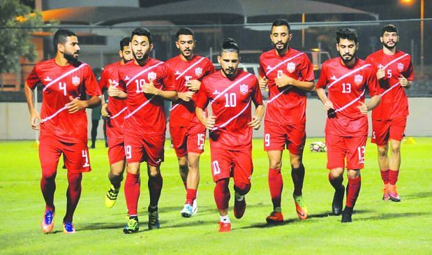 Bahrain football team