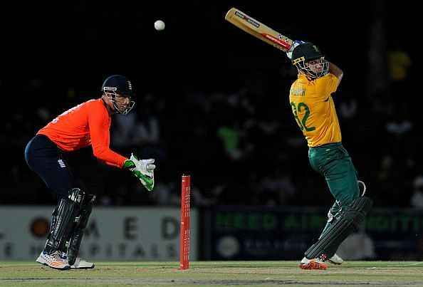 T20 warm-up match: South Africa A v England : News Photo
