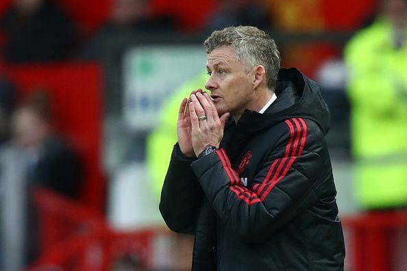 Ole Gunnar Solskjaer is yet to make his first signing at Manchester United