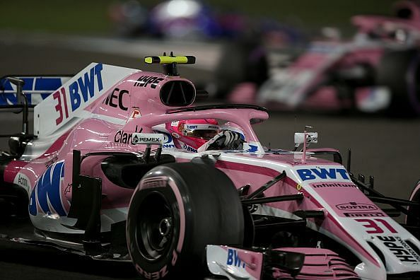 Racing Point Force India were able to assess the impact of the F1 2019 changes
