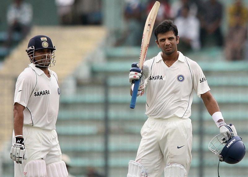 2007 Ban vs Ind 2nd test