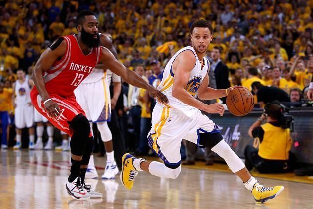 Houston Rockets vs GSW