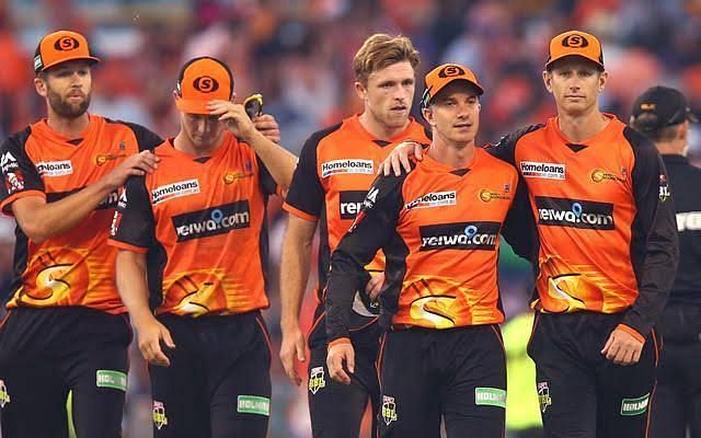 Perth Scorchers eye revival against new look Stars.